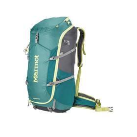 Marmot W's Graviton 36 Backpack Gem Green/Cinder